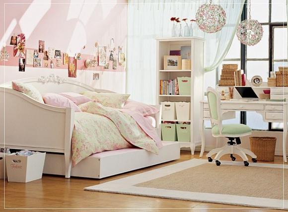 Спальня для девушки Детские комнаты Decodrom