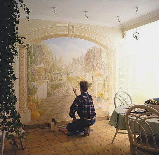 роспиь стен
