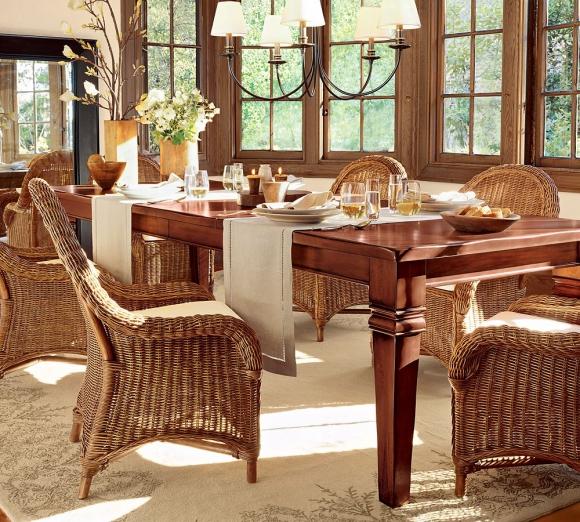 дизайн столовой в классическом стиле
