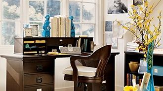 дизайн кабинета в классическомстиле