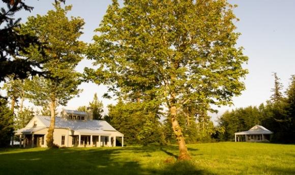 классический аммериканский стиль дома