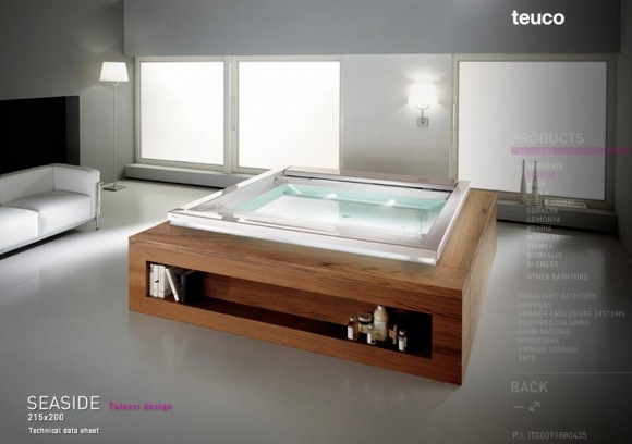 ванна teuko