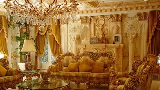 дизайн дворца
