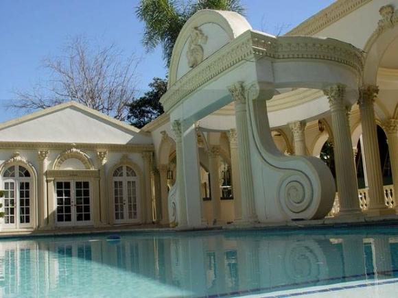 бассейн барокко