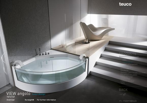 итальянские ванные