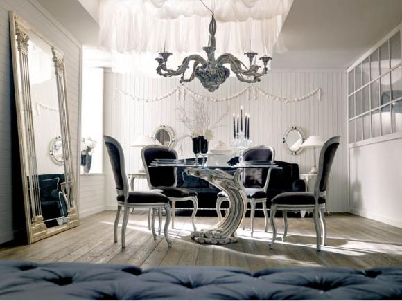 классическая итальянская спальня