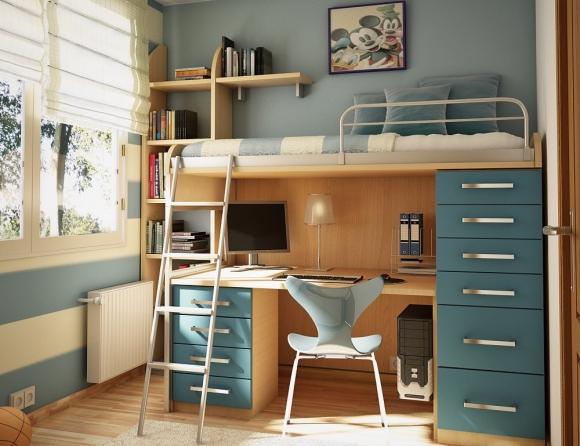 идеи для дизайна детской комнаты