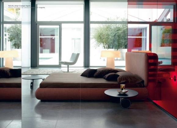 итальянский дизайн спальни