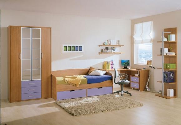 как оформить комнату подростка