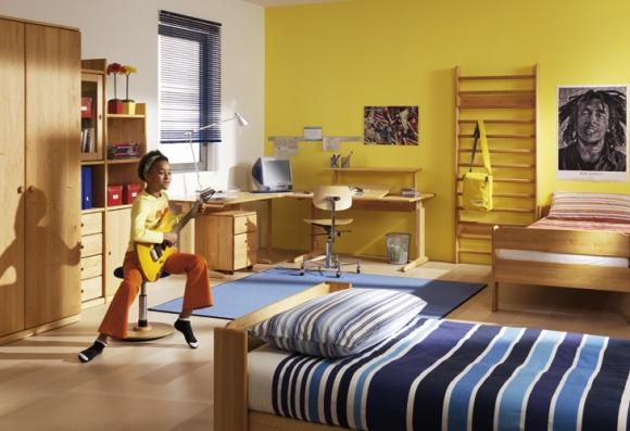 детская комната-творческая мастерская