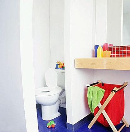 детская ванная комната дизайн