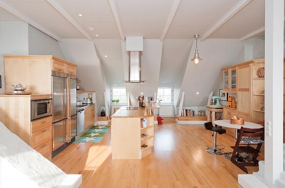 кухня из бука